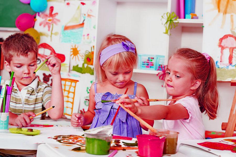 socialità tra i bambini