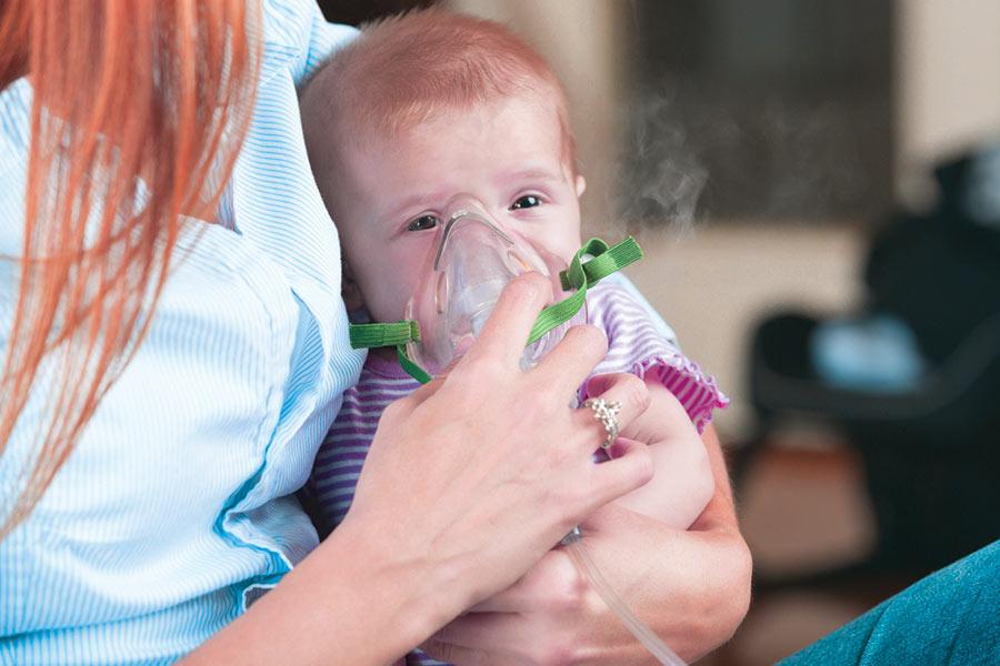 distress respiratorio bambini