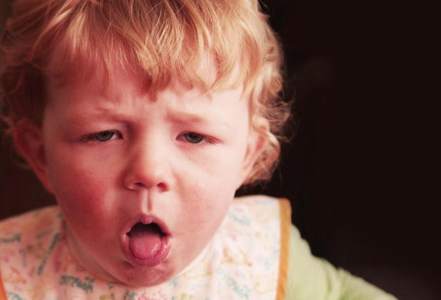 il vomito nei bambini
