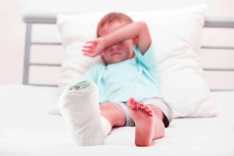 fratture nei bambini