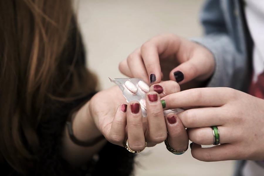 droga adolescenti