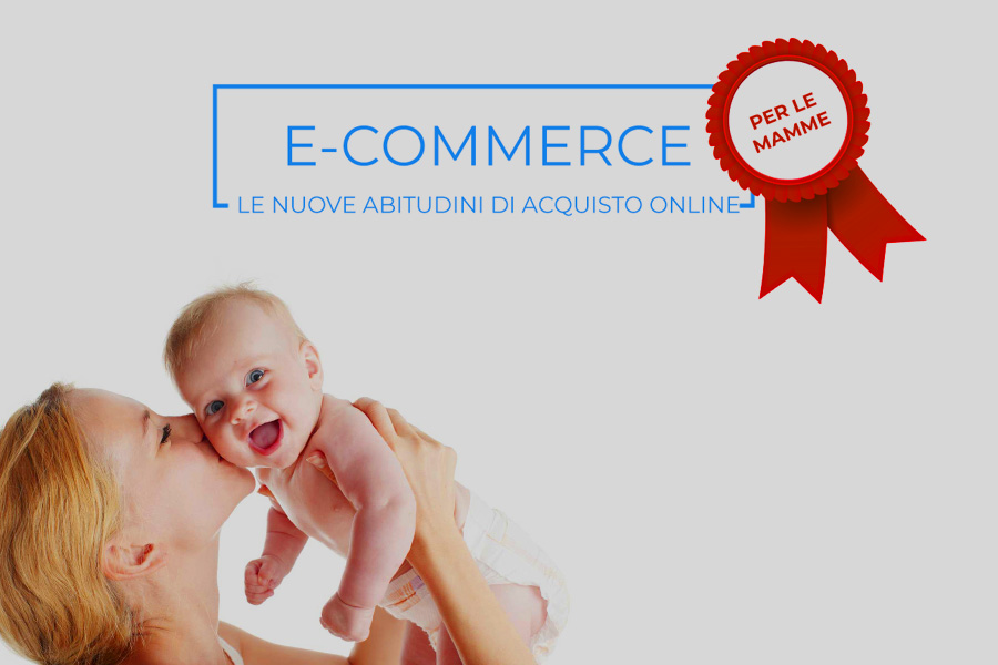 ecommerce mamme acquisti