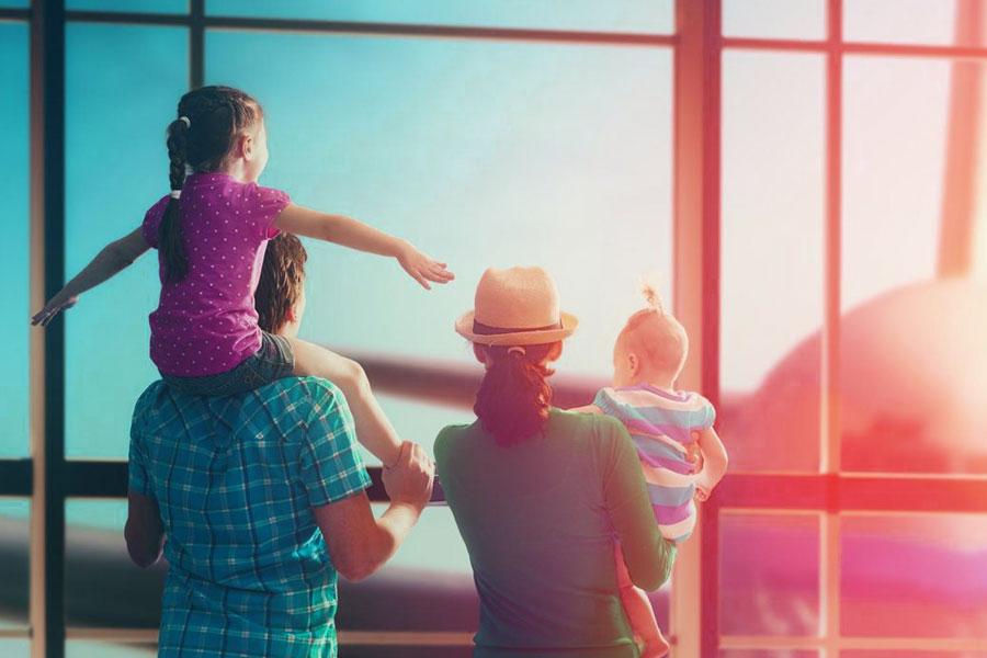 viaggiare con i bambini consigli