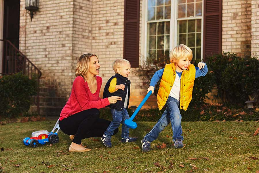 tempo con figli