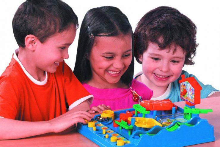giochi bambini creativi