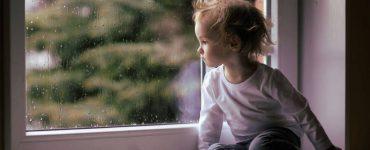 pioggia giochi bambini