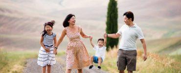 famiglia in Italia