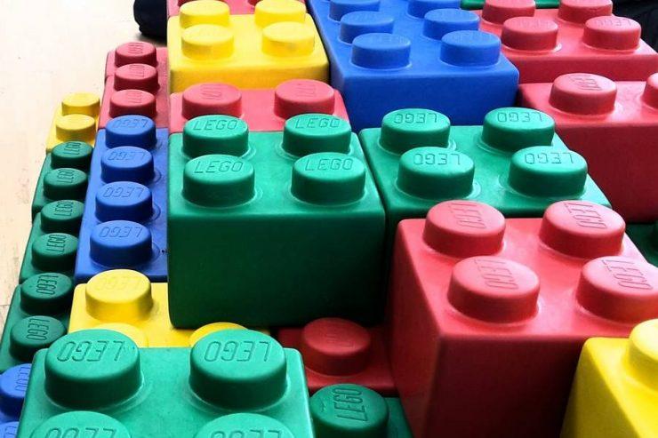 blocchetti di costruzione Lego