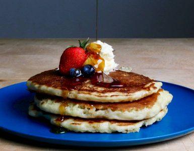 preparare i pancake