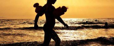 mare italia bambini