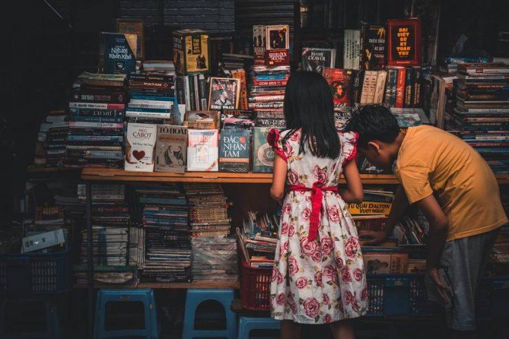 ragazzi e libri