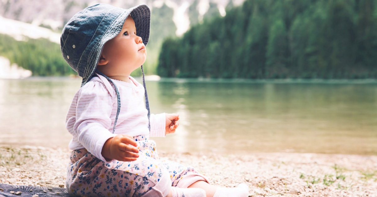Proteggere i bambini dal sole Mammastobene.com