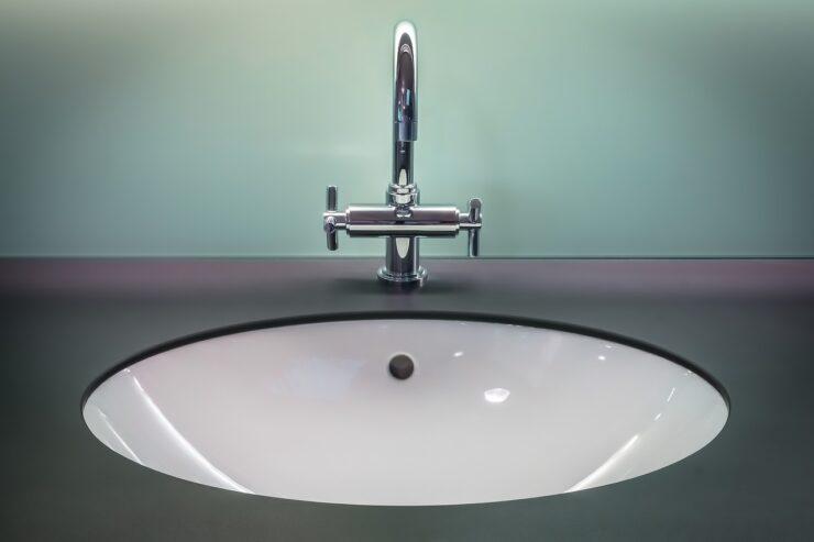 Calcare in bagno