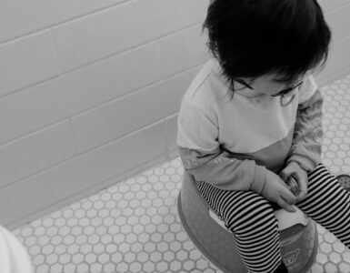 Imparare a usare il vasino