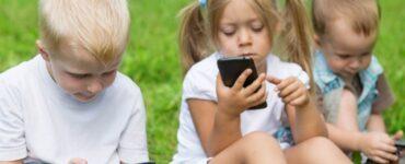 Cellulare nei bambini Mammastobene.com