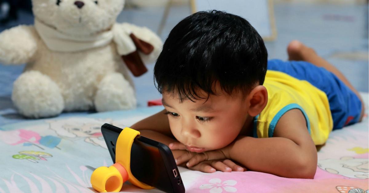 Cellulare bambino Mammastobene.com