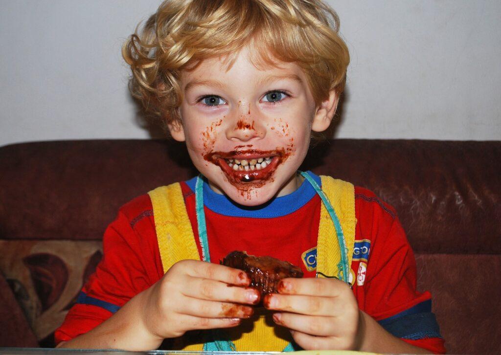 dolci ai bambini