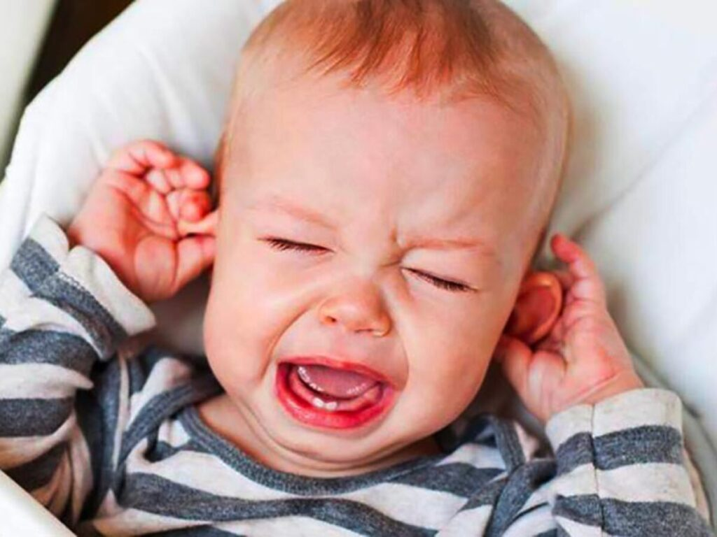 Mal di orecchie bambini Mammastobene.com