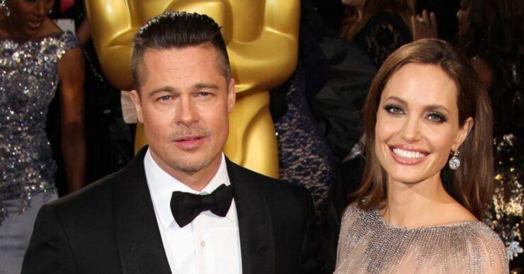 Angelina Jolie e Brad Pitt Mammastobene.com