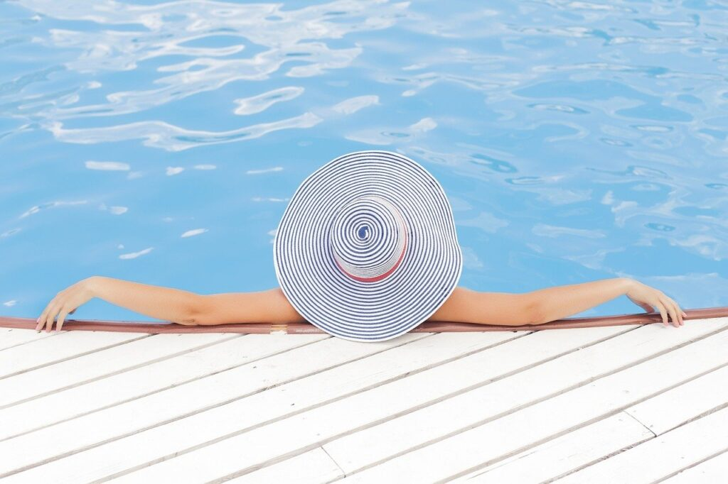 benefici del nuoto in gravidanza