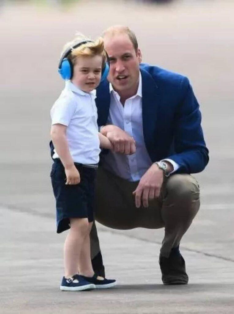 George e William