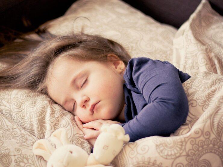 mandare a letto presto i bambini