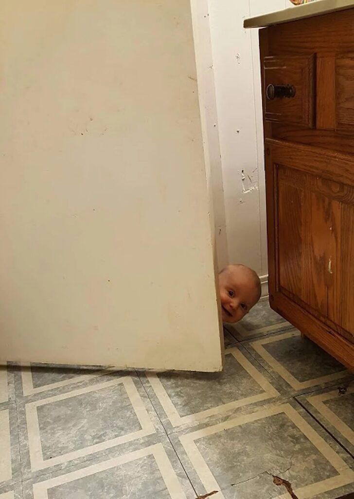 Addio privacy in bagno