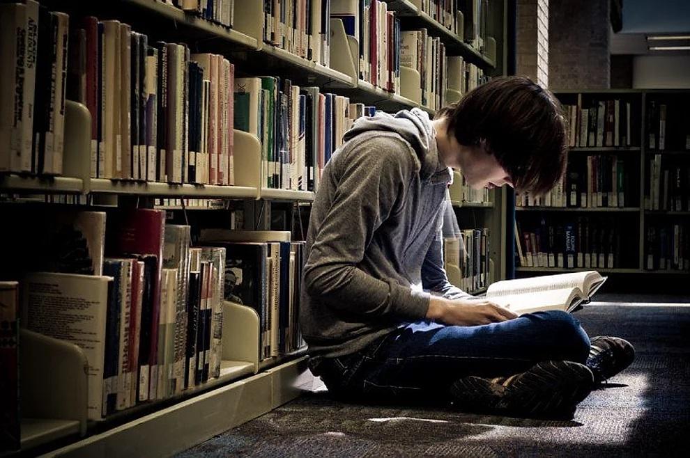 Leggi un buon libro