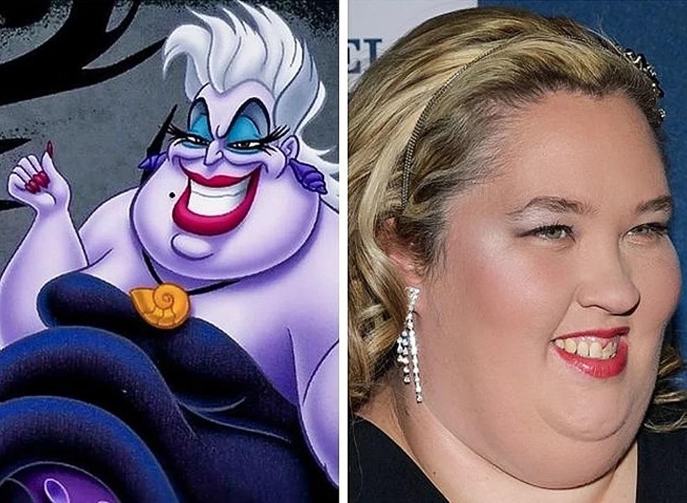 Ursula e Mama June