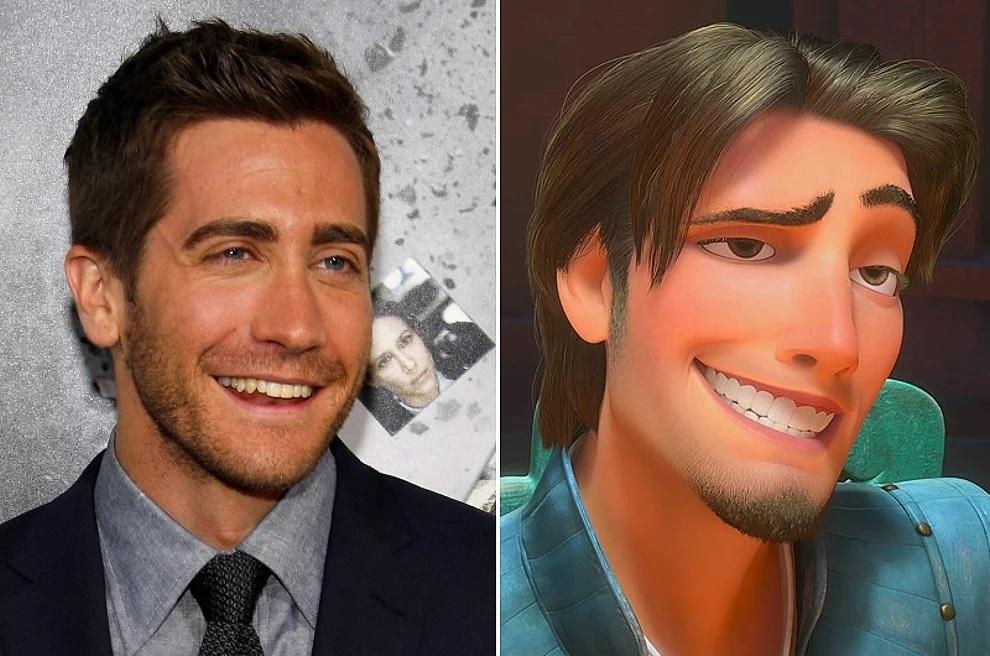Jake Gyllenhaal e Flynn Ryder