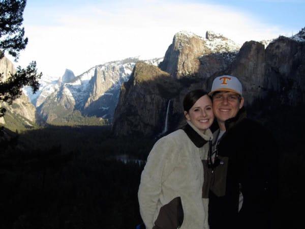 Aaron e Rachel Halbert