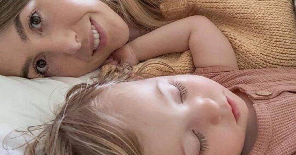 Dormire con tuo figlio