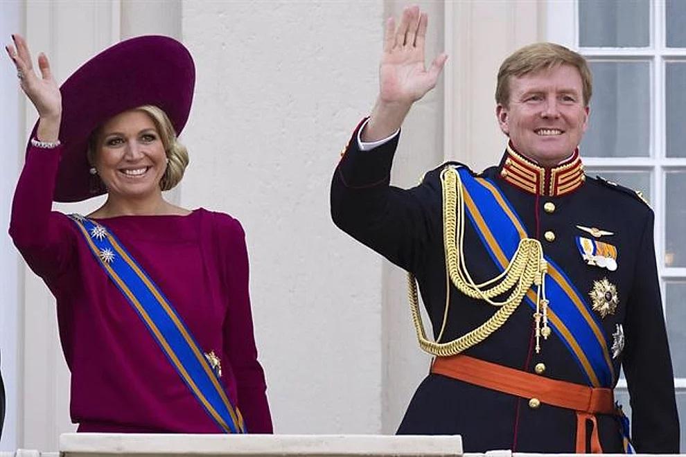 re Guglielmo dei Paesi Bassi