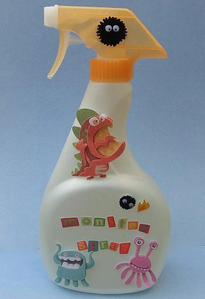 Spray anti mostro per i bambini