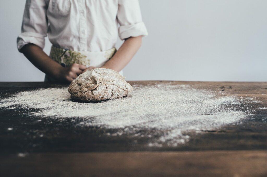 Pasta madre, dosi per fare il pane