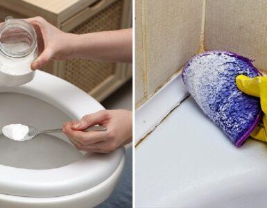 pulire il bagno senza fatica