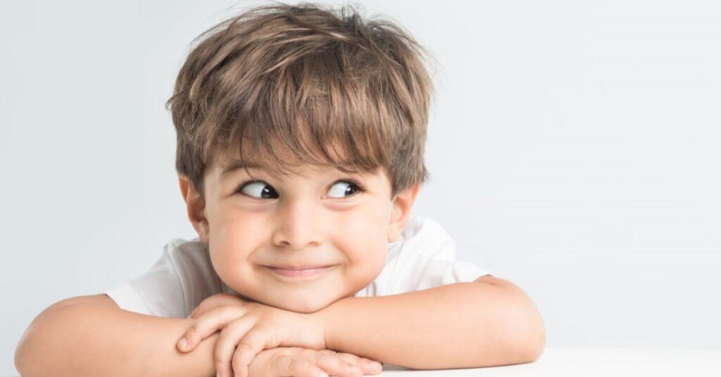 Bambino vivace Mammastobene.com