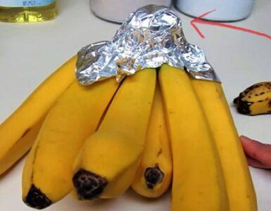 Come conservare le banane