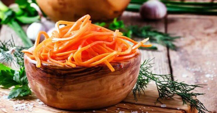 carote in salamoia