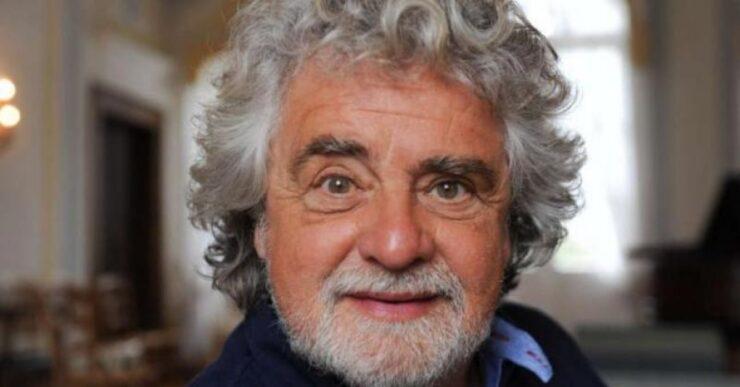Beppe Grillo Mammastobene.com