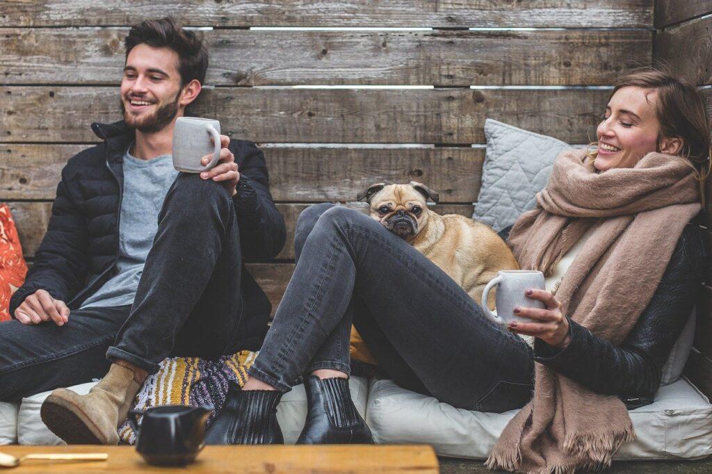 La felicità in coppia