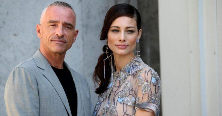 Eros Ramazzotti e Marica Pellegrinelli Mammastobene.com