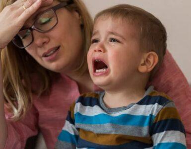 a volte non ti piaccia tuo figlio