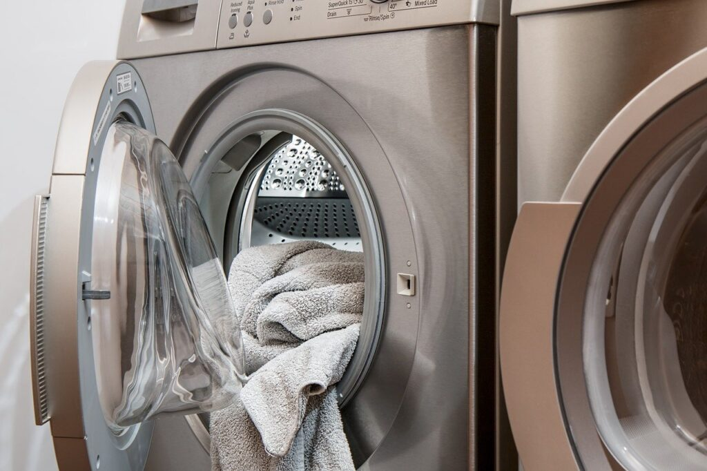 Lavare la lavatrice