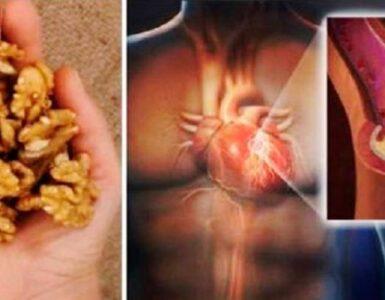 8 cose che accadono mangiando 4 noci