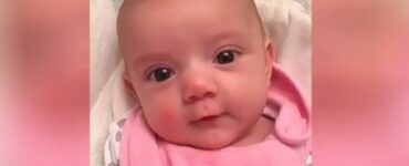 Bambina di 8 settimane parla per la prima volta