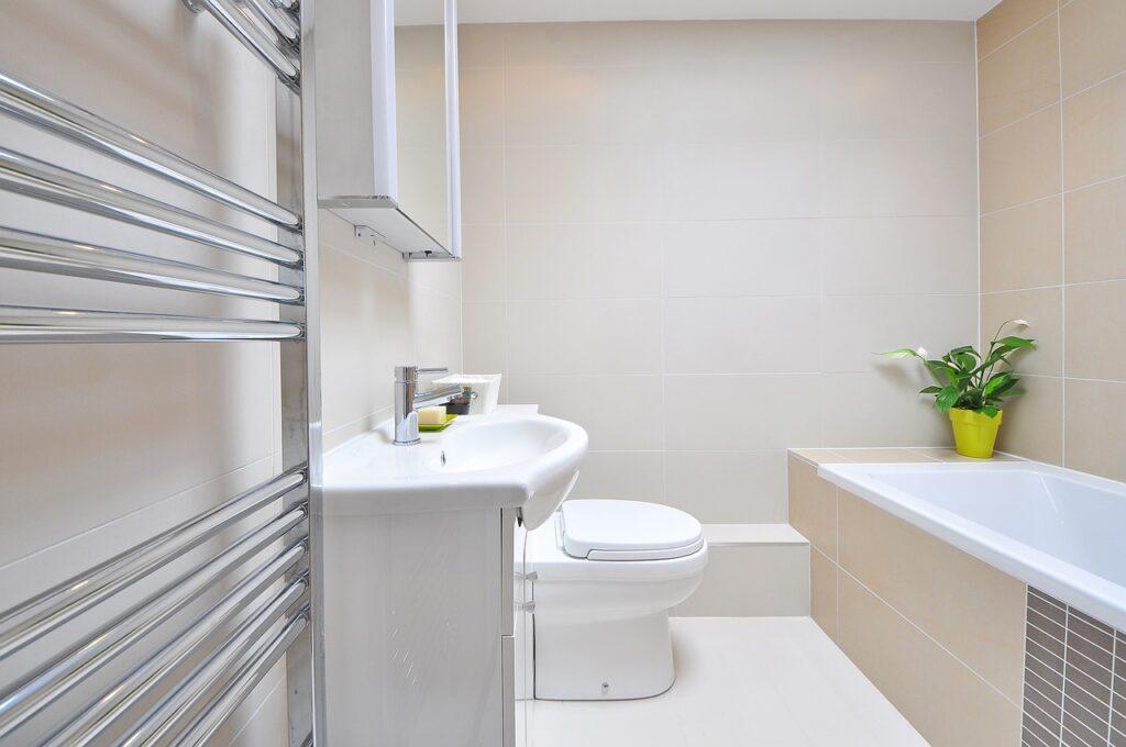 Come pulire velocemente lo sciacquone del bagno