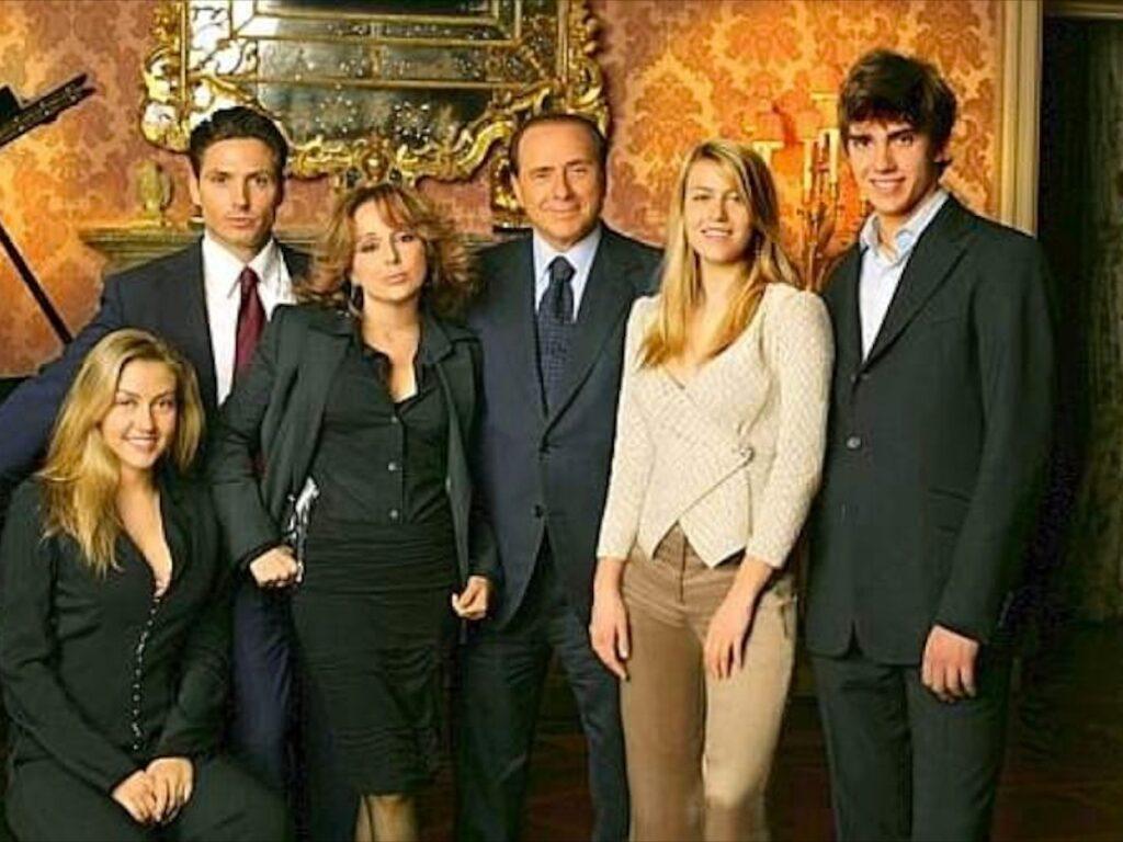 La famiglia di Barbara Berlusconi