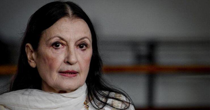 Carla Fracci Mammastobene.com