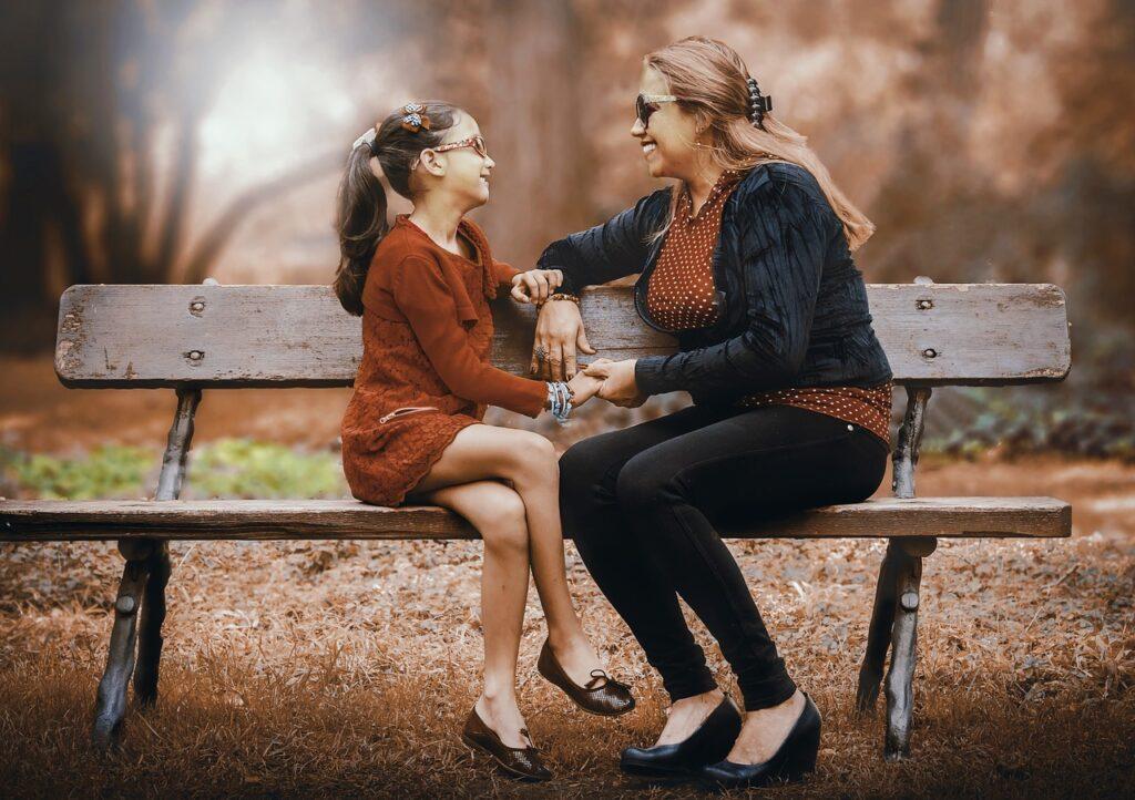 Figlia con madre